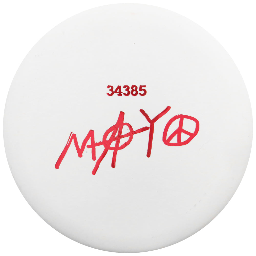 Gateway Limited Edition Matt Mayo #34385 Sure Grip Super Soft Warlock Putter Golf Disc [Limited Run of 50]