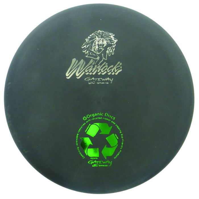 Gateway Organic Warlock Putter Golf Disc