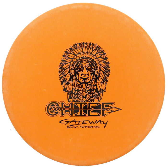 Gateway Sure Grip Soft Chief Putter Golf Disc