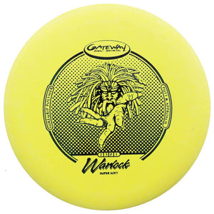 Gateway Sure Grip Super Soft Warlock Putter Golf Disc