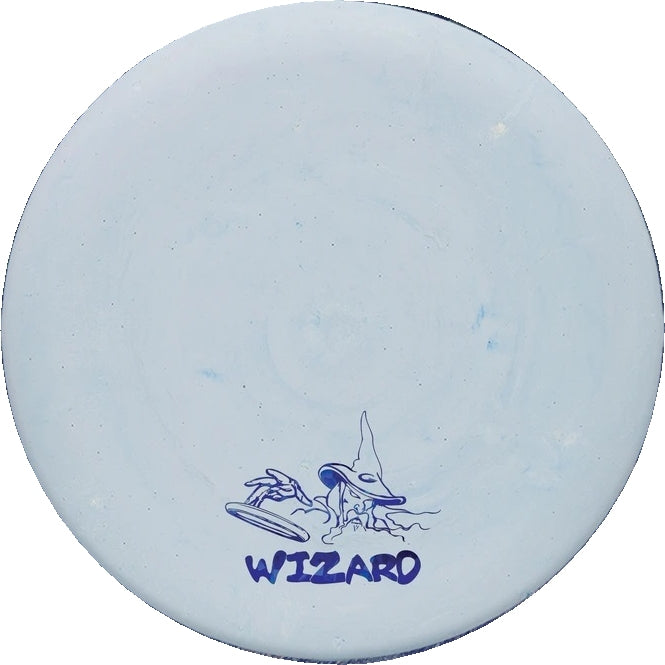 Gateway Nylon Swirl Alloy Wizard Putter Golf Disc