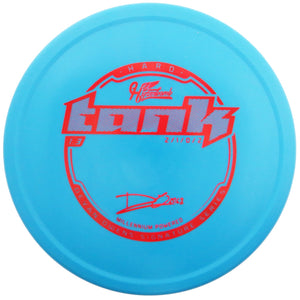 Hyzerbomb Limited Edition Signature Devan Owens Base Hard Tank Putter Golf Disc