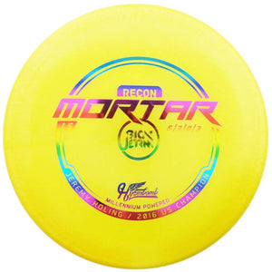 Hyzerbomb Limited Edition Signature Big Jerm Jeremy Koling Recon Mortar Midrange Golf Disc