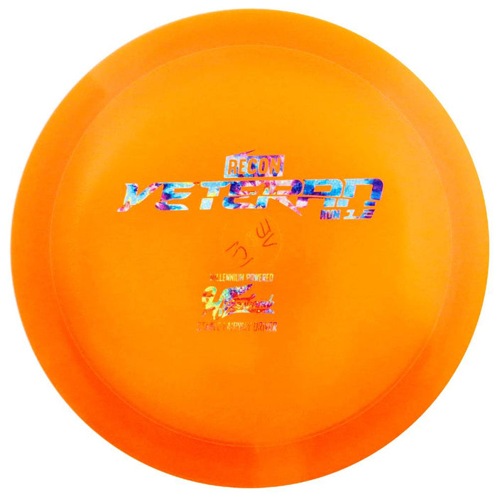 Hyzerbomb Recon Veteran Fairway Driver Golf Disc