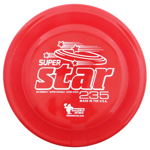 Hero Disc SuperStar 235 Dog & Catch Disc