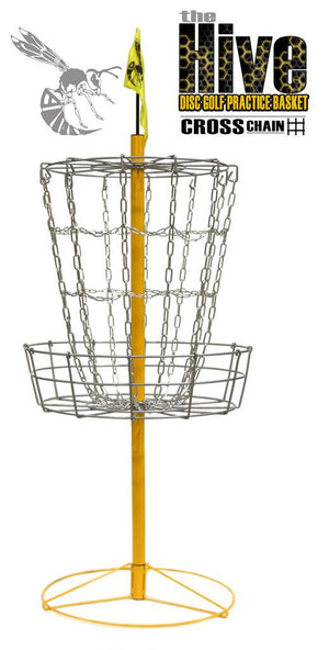 Yellow Jacket Cross Chain Basket