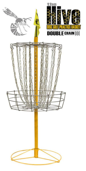 Yellow Jacket Double Chain Basket