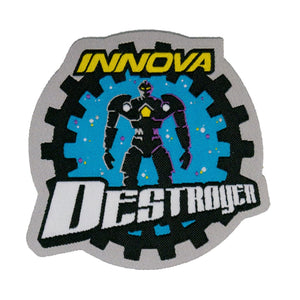 Innova Destroyer Iron-On Patch