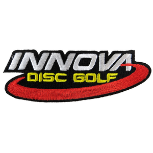 Innova Disc Golf Logo Iron-On Patch