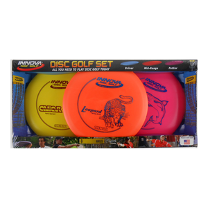 Innova 3-Disc DX Beginner Disc Golf Set