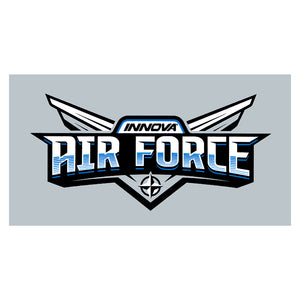Innova Air Force Die Cut Sticker