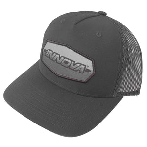 Innova Striped Bar Logo Adjustable Mesh Disc Golf Hat