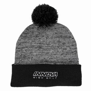 Innova Unity Knit Pom Beanie Winter Disc Golf Hat