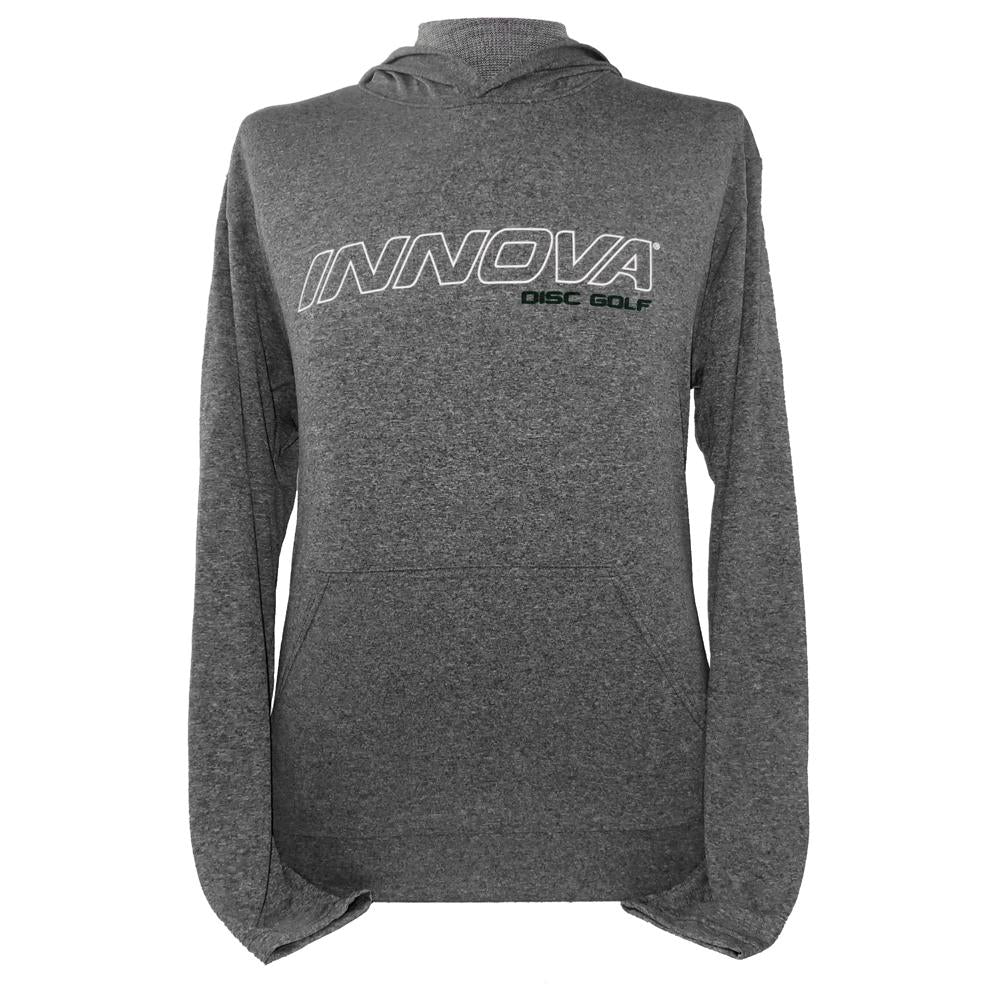 Innova Prime Hooded Long Sleeve Performance Disc Golf T-Shirt