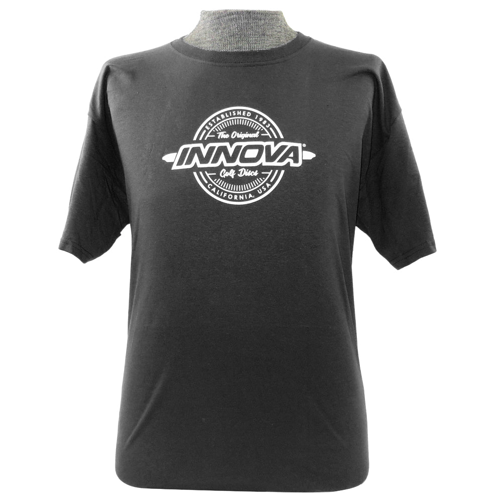Innova Heritage Short Sleeve Disc Golf T-Shirt