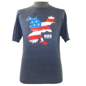 Innova Flag Roc Soft Blend Short Sleeve Disc Golf T-Shirt