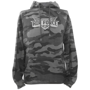 Innova Air Force Camo Pullover Hoodie Disc Golf Sweatshirt
