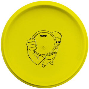 Innova Bottom Stamp DX Roc Midrange Golf Disc