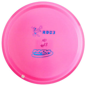 Innova Bottom Stamp Star Roc3 Midrange Golf Disc