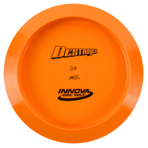 Innova Bottom Stamp Star Destroyer Distance Driver Golf Disc