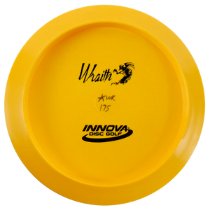 Innova Bottom Stamp Star Wraith Distance Driver Golf Disc