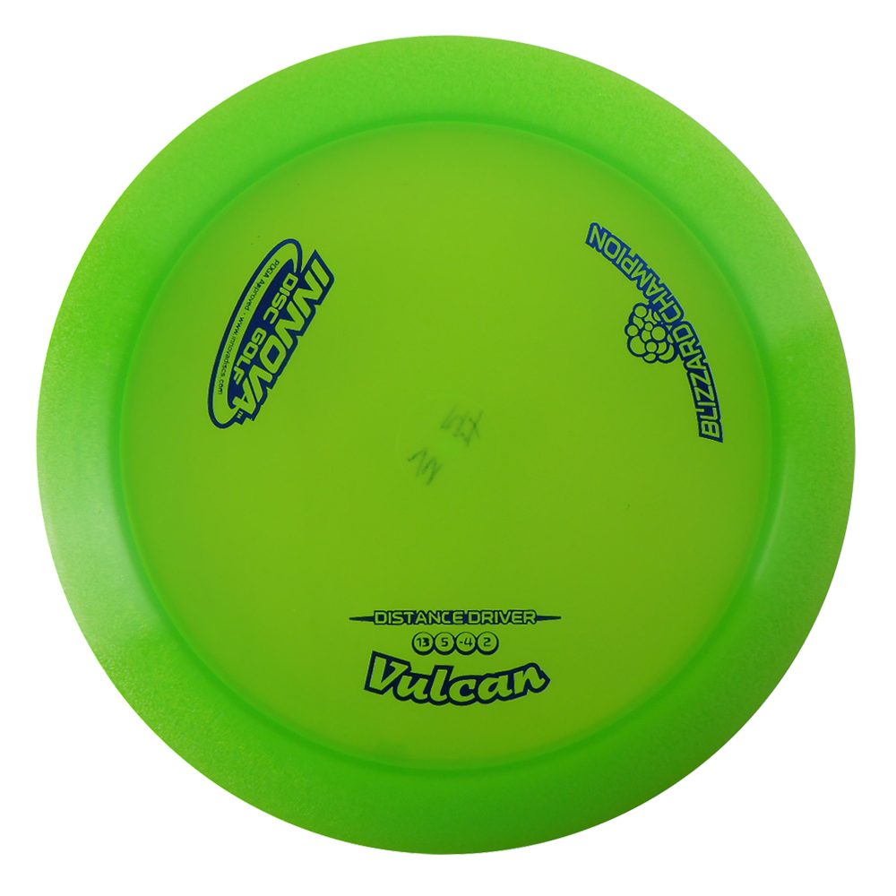 Innova Blizzard Champion Vulcan Distance Driver Golf Disc