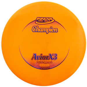Innova Champion AviarX3 Putter Golf Disc