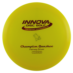 Innova Champion Banshee Fairway Driver Golf Disc