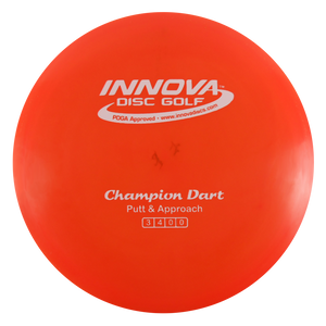 Innova Champion Dart Putter Golf Disc