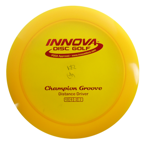 Innova Champion Groove Distance Driver Golf Disc