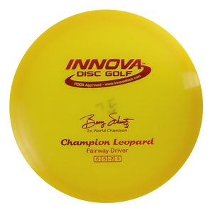 Innova Champion Leopard Fairway Driver Golf Disc