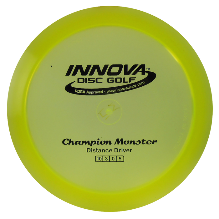 Innova Champion Monster Distance Driver Golf Disc