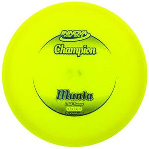 Innova Champion Manta Midrange Golf Disc