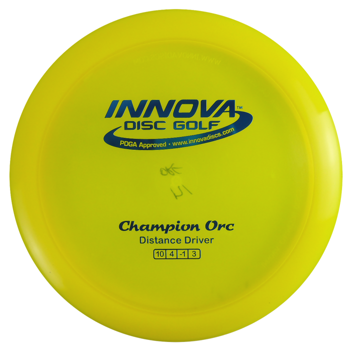 Innova Champion Orc Distance Driver Golf Disc