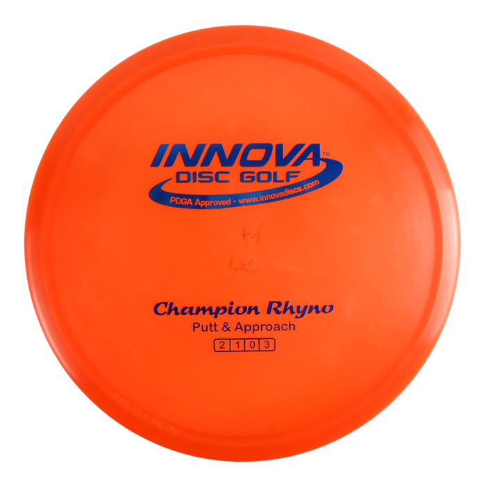Innova Champion Rhyno Putter Golf Disc