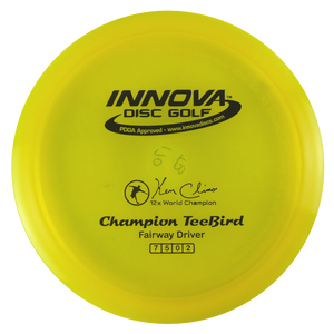 Innova Champion Teebird Fairway Driver Golf Disc