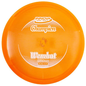 Innova Champion Wombat Midrange Golf Disc