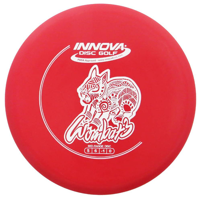Innova DX Wombat3 Midrange Golf Disc