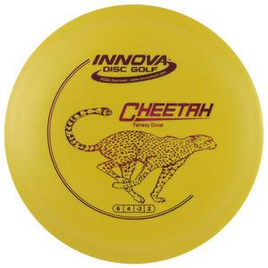 Innova DX Cheetah Fairway Driver Golf Disc