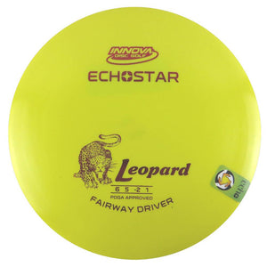 Innova Echo Star Leopard Fairway Driver Golf Disc