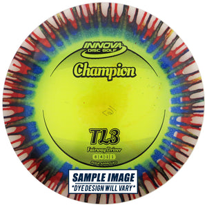Innova I-Dye Champion TL3 Fairway Driver Golf Disc