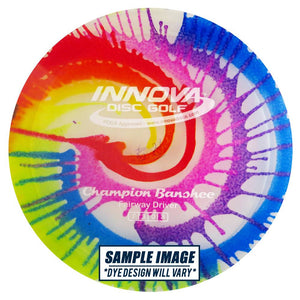 Innova I-Dye Champion Banshee Fairway Driver Golf Disc
