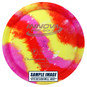 Innova I-Dye Champion Firebird Distance Driver Golf Disc
