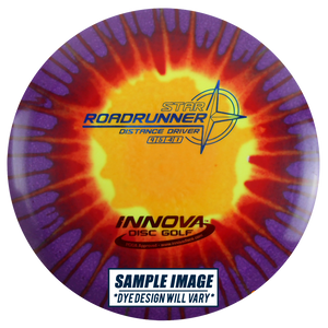Innova I-Dye Star Roadrunner Distance Driver Golf Disc