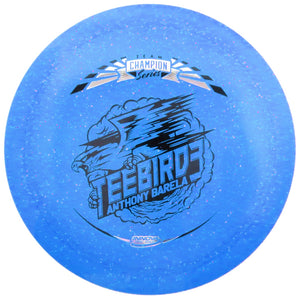 Innova Limited Edition 2019 Tour Series Anthony Barela Metal Flake Champion Teebird3 Fairway Driver Golf Disc