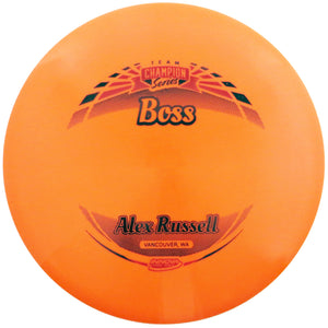 Innova Limited Edition 2019 Tour Series Alex Russell Star Boss Distance Driver Golf Disc