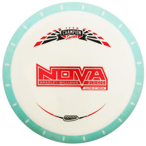 Innova Limited Edition 2019 Tour Series Bradley Williams Color Glow XT Nova Putter Golf Disc