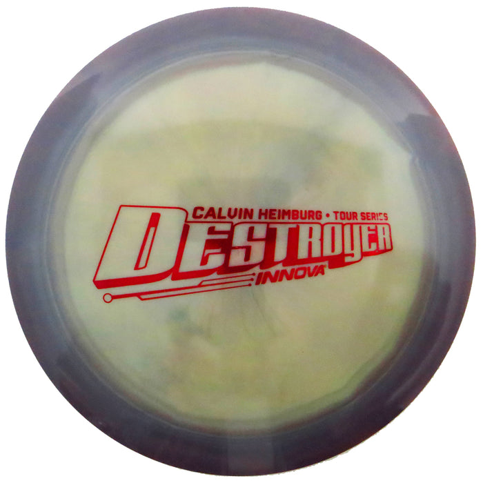 Innova Limited Edition 2019 Tour Series Calvin Heimburg Swirl Star Destroyer Distance Driver Golf Disc