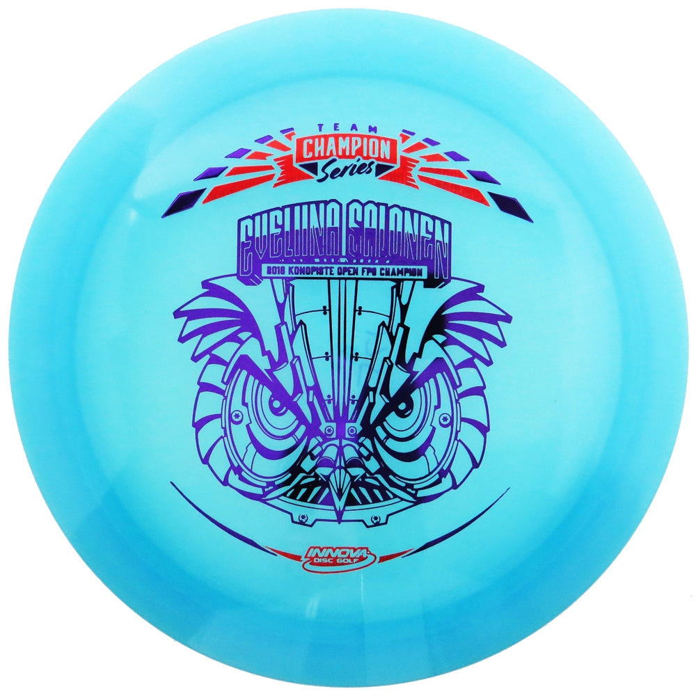 Innova Limited Edition 2019 Tour Series Eveliina Salonen Luster Champion Shryke Distance Driver Golf Disc