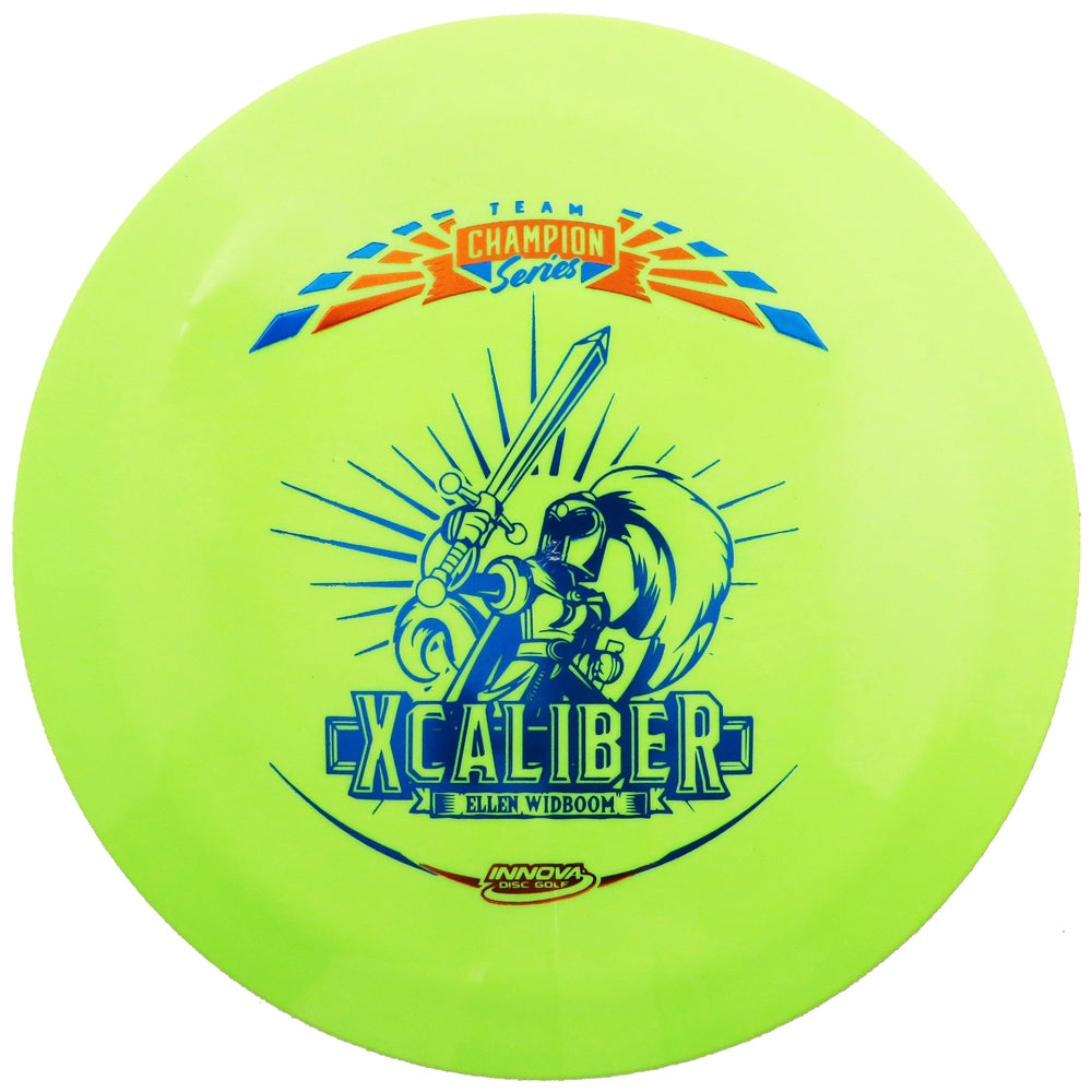 Innova Limited Edition 2019 Tour Series Ellen Widboom Star XCaliber Distance Driver Golf Disc